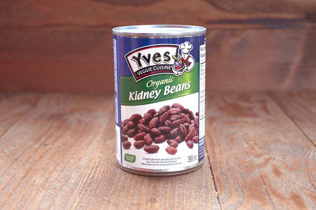 Organic Kidney Beans- Code#: BU474