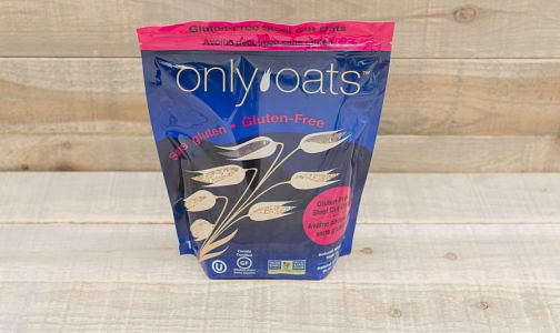 Pure Whole Grain Steel Cut Oats- Code#: BU565