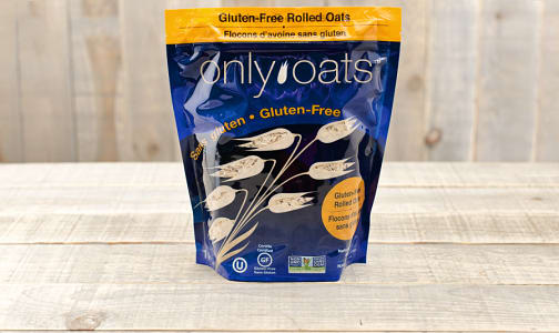 Pure Whole Grain Rolled Oats- Code#: BU566