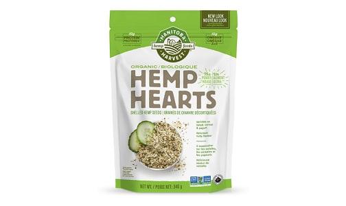 Organic Manitoba Harvest - Hemp hearts- Code#: BU678