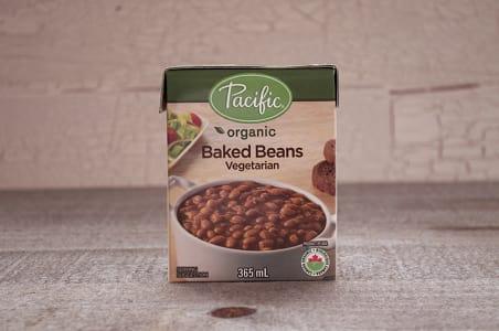 Organic Baked Beans- Code#: BU782