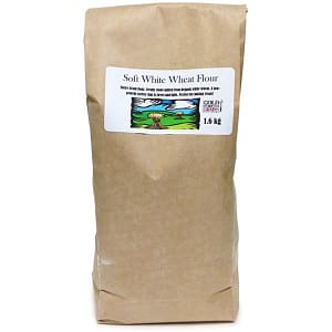 Organic Soft White Wheat Flour- Code#: BU8001