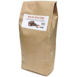 Organic Red Fife Flour- Code#: BU8003