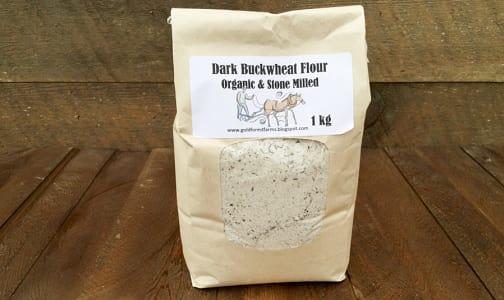 Organic Buckwheat flour- Code#: BU8005