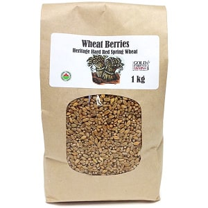 Organic Park Wheat Berries- Code#: BU8008