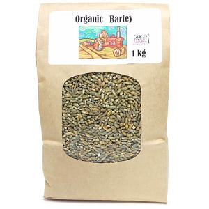 Organic Hulless Barley- Code#: BU8010