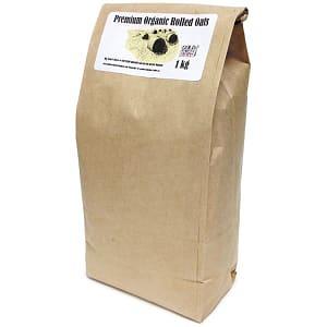 Organic Rolled Oats- Code#: BU8013