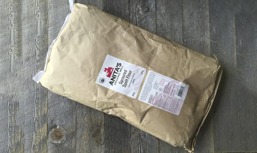 Organic Sprouted Spelt Flour- Code#: BU8020