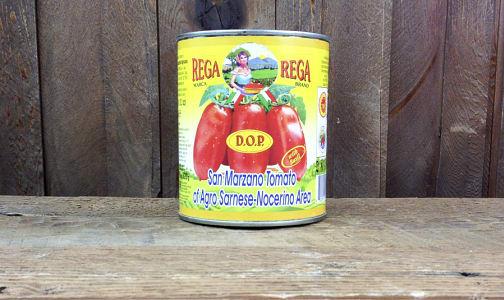 San Marzano DOP Tomatoes- Code#: BU8049