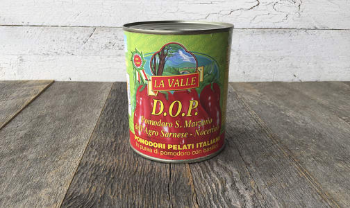 San Marzano DOP Tomatoes- Code#: BU8051