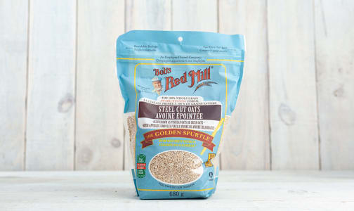 Steel Cut Oats- Code#: BU820