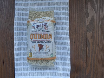 Organic Quinoa- Code#: BU826