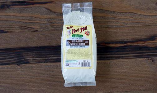 Organic Quinoa Flour- Code#: BU827