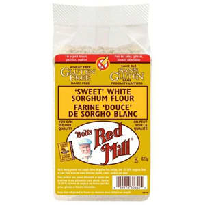 Whole Grain Sorghum Flour- Code#: BU833