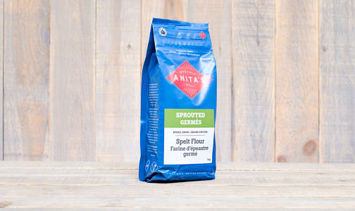 Organic Sprouted Spelt Flour- Code#: BU841