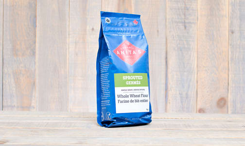 Organic Sprouted Whole Wheat Flour- Code#: BU842