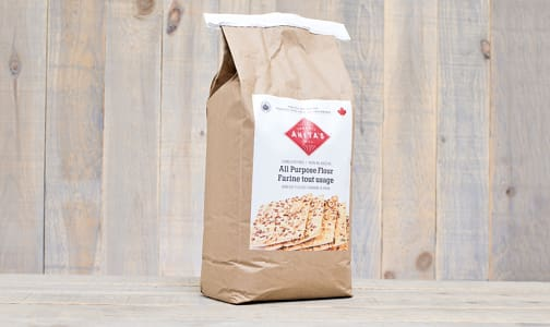 Organic All Purpose Unbleached Flour- Code#: BU854