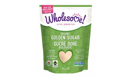 Organic Golden Sugar- Code#: BU916