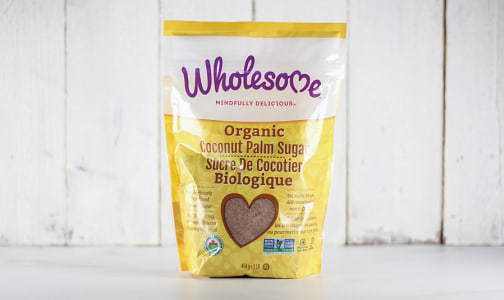 Organic Coconut Palm Sugar- Code#: BU917