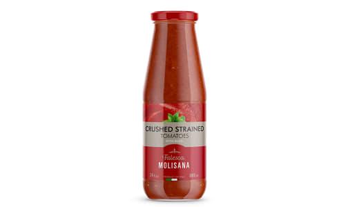 Crushed Strained Tomatoes- Code#: BU926