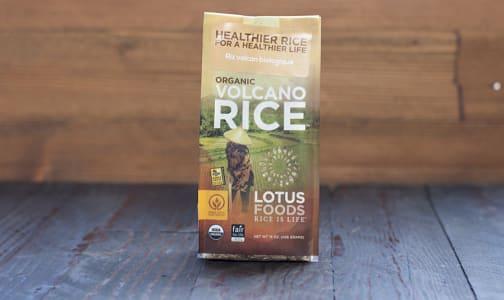Organic Volcano Rice- Code#: BU931