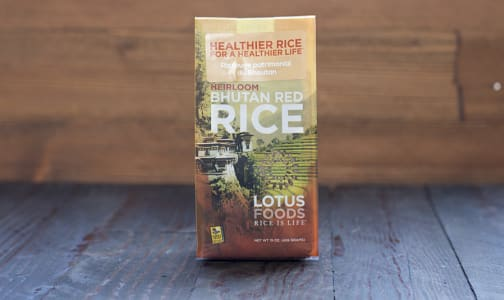 Bhutanese Red Rice- Code#: BU932