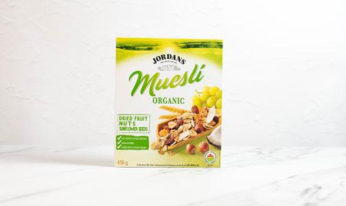 Organic Muesli- Code#: CE0047