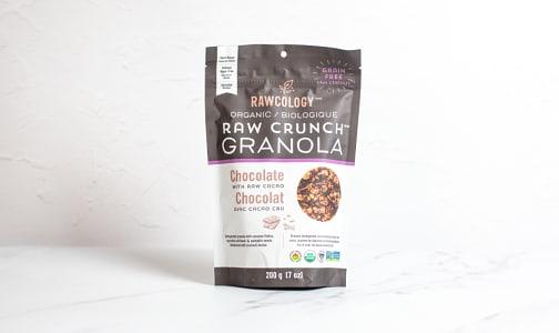 Organic Chocolate Raw Crunch Granola- Code#: CE0051