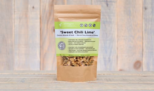 Sweet  Chilli Lime - Crunchy Coconut & Seed Clusters- Code#: CE0058