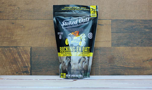 Bucking-Eh Oats- Code#: CE0068