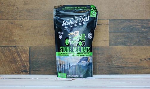 Stone Age Oats- Code#: CE0069