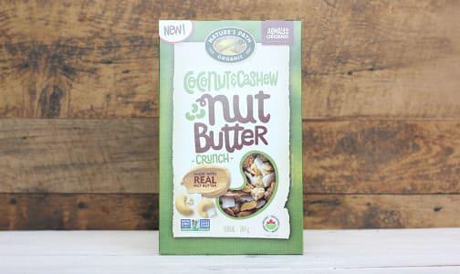 Organic Coconut & Cashew Nut Butter Crunch- Code#: CE0079