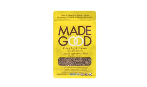 Organic Granola - Chocolate Banana- Code#: CE0095