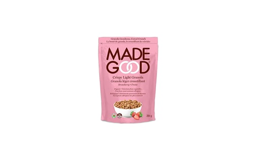 Organic Granola - Strawberry- Code#: CE0097