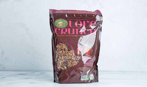 Organic Love Crunch Granola - Dark Chocolate & Red Berries- Code#: CE0139