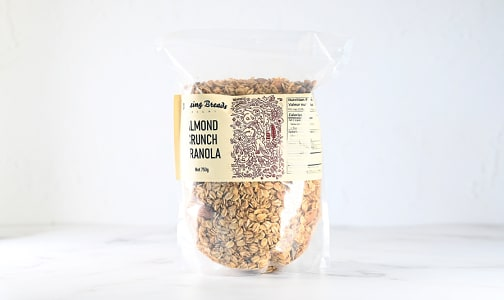 Almond Crunch Granola- Code#: CE016