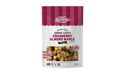 Nutty Cran Maple Granola- Code#: CE0206