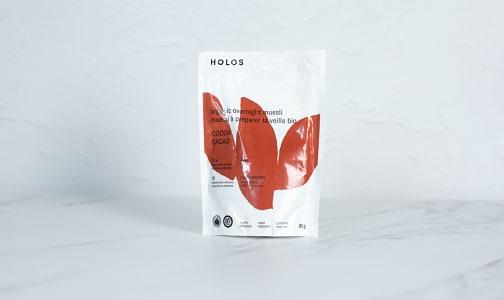 Organic Super Breakfast Cocoa- Code#: CE0216
