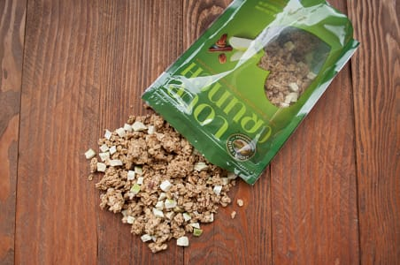 Organic Love Crunch Granola - Apple Crumble- Code#: CE026