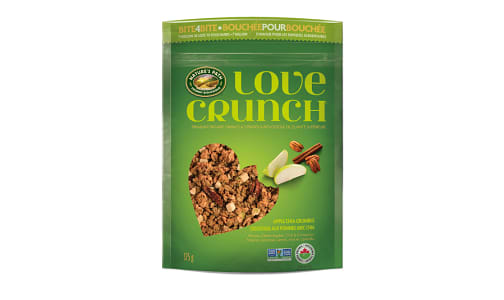 Organic Love Crunch Granola, Apple Crumble- Code#: CE026