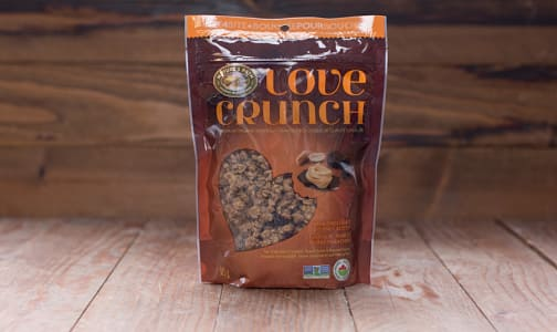 Organic Love Crunch Granola - Dark Chocolate & Peanut Butter- Code#: CE032