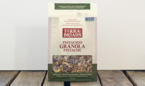 Pistachio Granola- Code#: CE043
