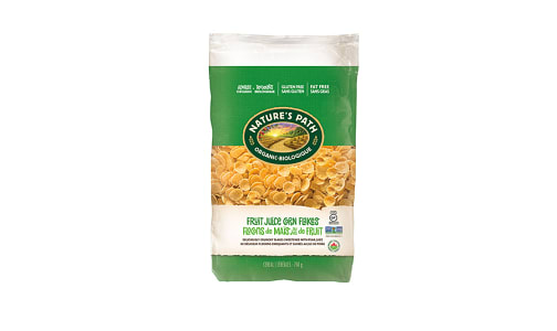 Organic Corn Flakes, Fruit Juice Sweetened- Code#: CE105