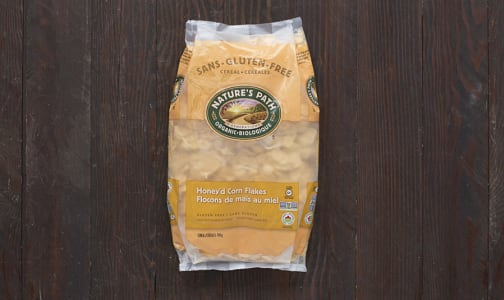 Organic Honey Corn Flakes Eco-Pac- Code#: CE107