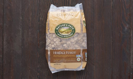 Organic Heritage Flakes Eco-Pac- Code#: CE109