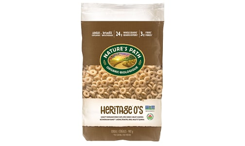 Organic Heritage O's Eco-Pac- Code#: CE125