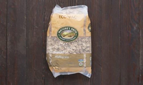 Organic Multigrain Oat Bran Flakes Eco-Pac- Code#: CE135
