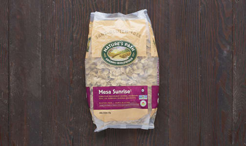 Organic Mesa Sunrise Breakfast Cereal Eco-Pac- Code#: CE145
