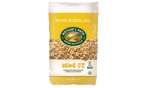 Organic Whole O's Eco Pak- Code#: CE148