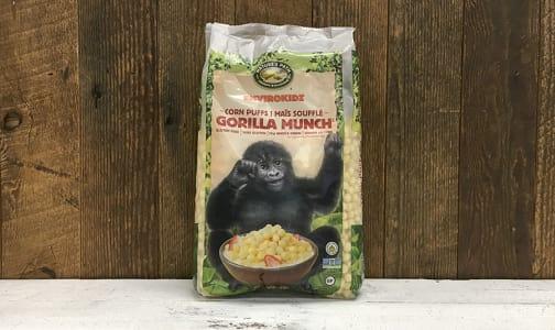 Organic Gorilla Munch Breakfast Cereal Eco-Pac- Code#: CE151